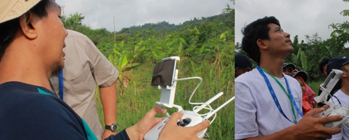 Rapid mapping technique for data acquisition: The case of a summer school in the Banjarnegara district, Indonesia