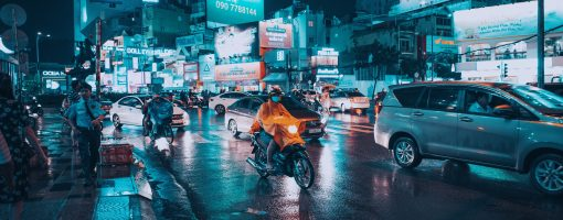 Climate change risk assessment and adaptation for loss and damage of urban transportation infrastructure in Southeast Asia