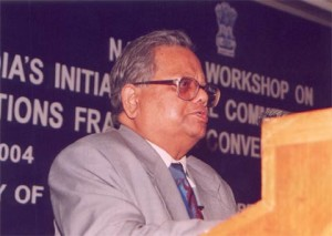 Dr. Ashesh Proshad Mitra (1927-2007), APN former SPG Member for India