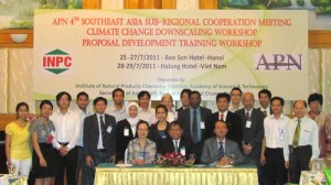 Fourth Southeast Asia Sub-Regional Cooperation Meeting