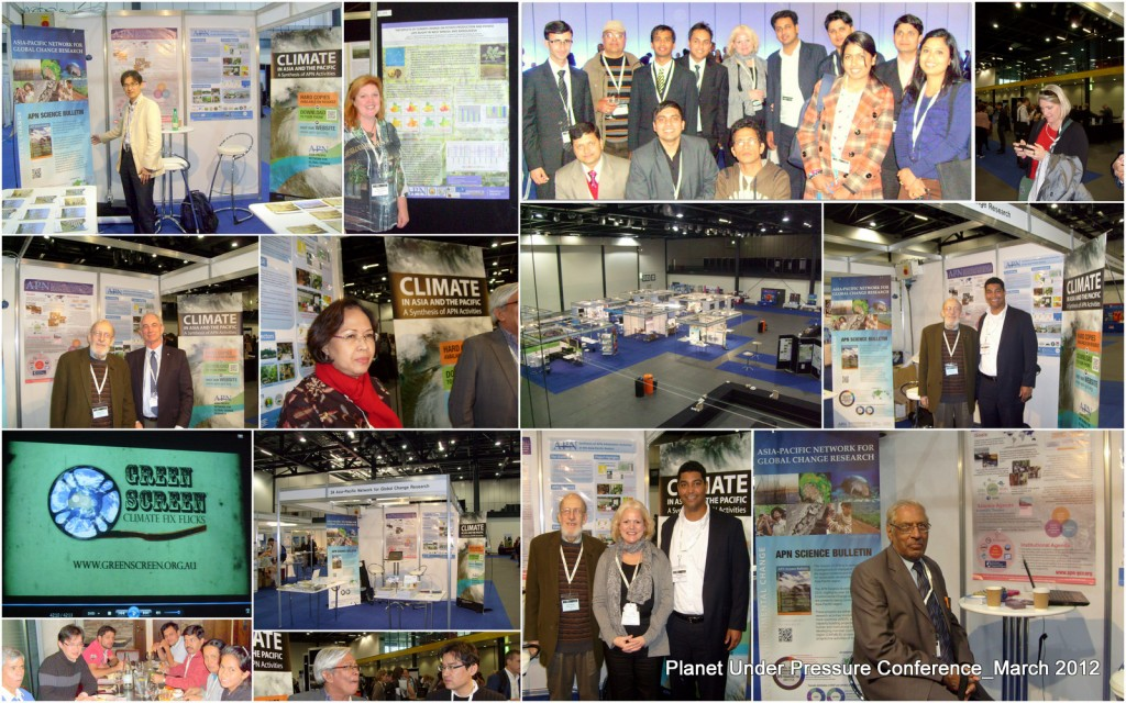 APN at Planet Under Pressure 2012