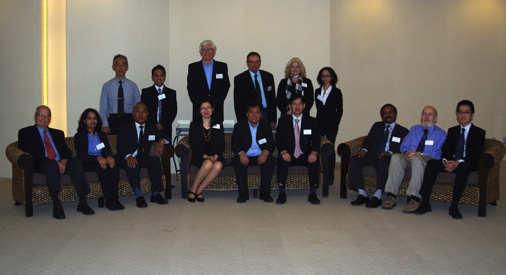 Participants to the 22nd SC Meeting