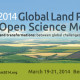 2014 Global Land Project Open Science Meeting – Land Transformations: Between Global Challenges and Local Realities – will be held at the Humboldt University, Berlin on 19th – 21st March...
