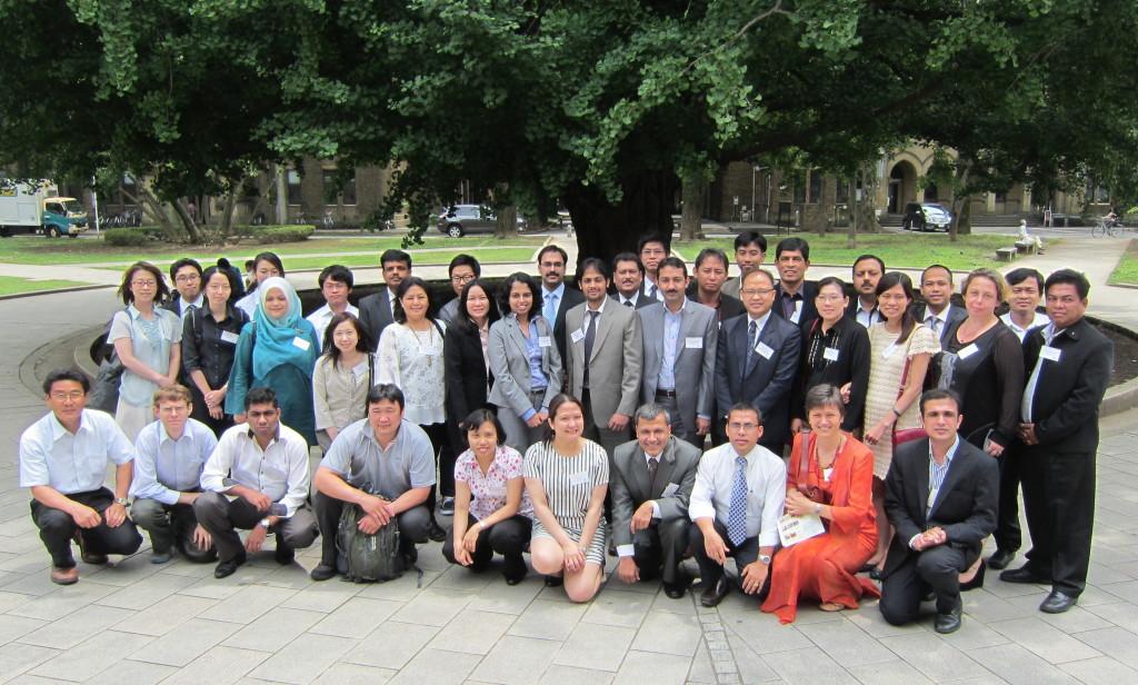 AWCI Workshop group photo