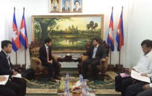 10 July 2014, Kobe, Japan / Phnom Penh, Cambodia — The Ministry of Environment of the Kingdom of Cambodia and the Asia-Pacific Network for Global Change Research (APN) entered into […]