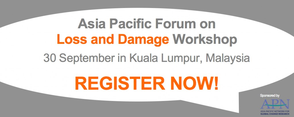 Asia Pacific Forum_Workshop in Malaysia