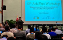 Asiaflux Workshop 2014, jointly supported by the APN (through ARCP2014-04CMY-Miyata), Campbell Scientific and the National Institute for Agro-Environmental Science (NIAES) of Japan, was held on 18–23 August at the International […]