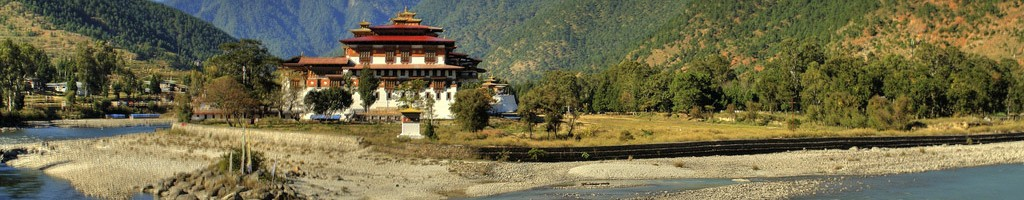 Feature photo for SPD -- credit --Dzong of Punakha, Bhutan by Marina & Enrique - Flickr (CC BY-NC-ND 2.0)