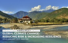 APN Second Science-Policy Dialogue: South Asia Global Climate Change: Reducing Risk & Increasing Resilience 19-21 January 2015, Bhutan Background: The world is moving into global climate change regimes that […]