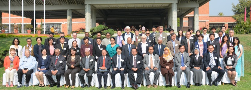 Participants of the 20th IGM/SPG Meeting