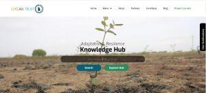 Adaptation knowledge hub