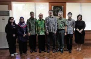 Courtesy Call to Ministry of Environment and Forestry Indonesia