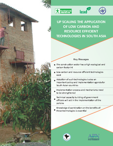 Low Carbon Resource Efficinet Technologies- South Asia.pdf