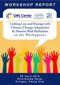 Workshop Report on Linking L&D with CCA and DRR.pdf